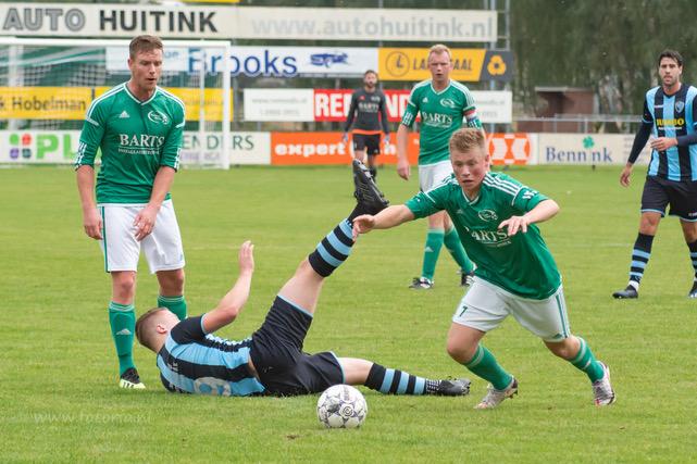 Kom voetballen bij Sportclub Rekken!